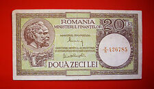 Romania - 20 LEI (1947/1948/1950),Pick#77,VF,NO RESERVE!