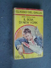 GIALLO CLASSICO # 352 - JAMES HADLEY CHASE - IL BOA DI NEW YORK - BUONO
