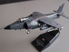 RAF 1982 BAE Sea Harrier FRS Mk 1 Die-Cast Humatt Model 1:72 Scale