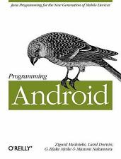 NEW - Programming Android
