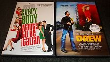 EVERYBODY WANTS TO BE ITALIAN & MY DATE WITH DREW-2 movies-Romantic comedies