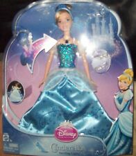 Disney Princess Swirling Lights Cinderella Doll NIB