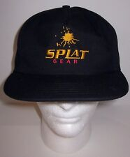 Splat Gear - Paintball - Hat Cap - Snapback - Great Condition!