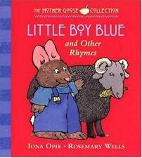 My Very First Mother Goose: Little Boy Blue and Other Rhymes (2001, Board Book)