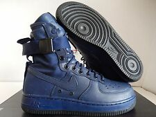 "WMNS AIR FORCE 1 SF AF1 SPECIAL FIELD ""USA"" BINARY BLUE SZ 8.5 [857872-400]"