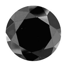 0.30ct Real Black Diamond Loose Stone AAA - 30 Day Returns - Free Delivery