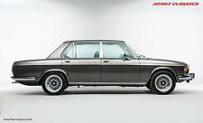 BMW E3 3.3 LiA // Anthrazit metallic // 1977