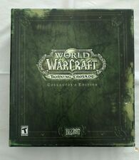 World of Warcraft: The Burning Crusade -- Collector's Edition (USED CODES)