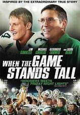 When the Game Stands Tall (DVD ,2014)