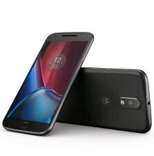 Motorola Moto G4 Plus, Dual SIM, Black, 16GB, Android™ 6.0.1 Marshmallow