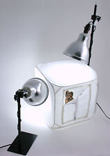 ALZO 100 - Easy Jewelry Photography Tent Kit - 2 lights