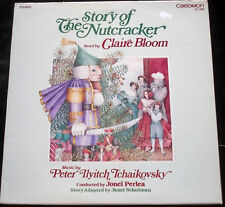 THE STORY OF THE NUTCRACKER Claire Bloom LP