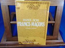 Bokor Papes Rois Francs-Maçons ...