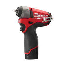 "MILWAUKEE M12 COMPACT FUEL 1/4"" IMPACT WRENCH KIT M12CIW14"
