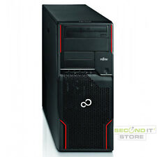 Fujitsu Celsius W510 Power PC Xeon Quad Core E3 1230 4x 3,2 GHz 8 GB RAM 1TB HDD