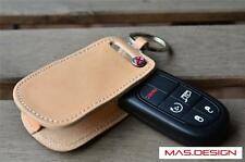 Leather case for 2014 on Jeep Grand Cherokee keyless SRT Overland Summit sport