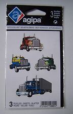 stickers autocollants CAMIONS