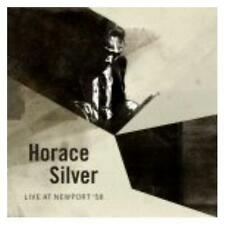 Horace Silver Live At Newport '58 CD NEW SEALED Blue Note Jazz