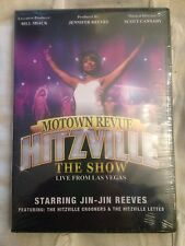 Motown review Hitzville the show live in Las Vegas