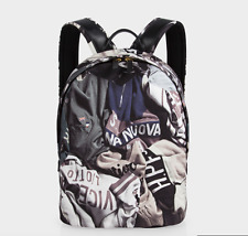 Paul Smith & Rapha Bag - 531 'Cycling Jerseys' Black Backpack Rucksack /BNWT