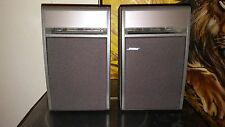 Bose Model 141 Pair Bookshelf Speakers Radio Audio Full range Awesome Sound