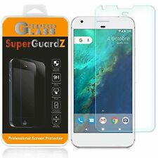 2X SuperGuardZ® Tempered Glass Screen Protector Guard Shield For Google Pixel XL