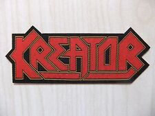 Aufnäher - Patch - Kreator - Logo Cut Out - Sodom