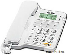 AT&T CL2909 Corded Phone with Call Waiting Caller ID - 14-Number Speed Dial -