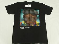 $30 NWT Mens Rocksmith T-Shirt Bigtone Tee Black Urban *Made In USA* Size M M785
