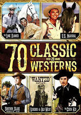 70-Classic Western Stories DVD