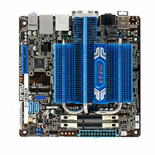New Asus AT5IONT-I ver 1.03G Intel CPU D525 On Board Mini ITX Motherboard