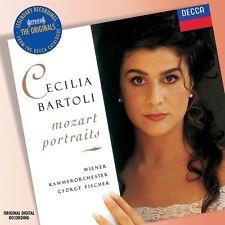 Mozart Portraits Cecilia Bartoli Wiener Kammerorchester GYÖRGY FISCHER