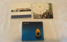 Pearl Jam Last Kiss cd Nothing as it seems Self titled lot rare cds