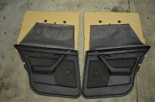 BMW E34 Touring Door Panels + Rear Door Shades Sun Visor / RETROFIT / RARE