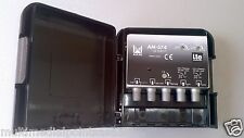AMPLIFICATORE DA PALO SEGNALE ANALOGICO DIGITALE TERRESTRE VHF UHF 34 DB AM 374