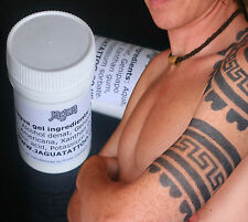 Black Henna Jagua gel, Amazing Temporary Tattoo Gel 25ml Pot JAGUA Henna Free tp