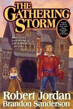 The Gathering Storm (Wheel of Time, Book 12)-ExLibrary