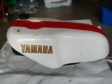 TZ 250  YAMAHA 1983/84 USED ORIGINAL GAS TANK.