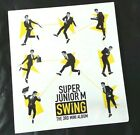 SUPER JUNIOR M 3rd Mini Album SWING Vol.3::CD+Poster+Gift Photo SUJU M NEW