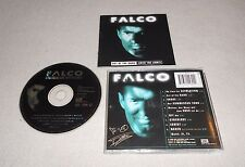 CD  Falco - Out Of The Dark (Into The Light)  9.Tracks  1998  135