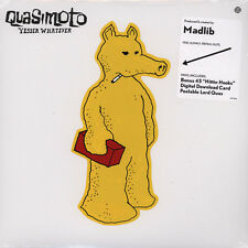 "Quasimoto - Yessir Whatever (Vinyl LP+7"" - 2013 - US - Reissue)"