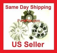 Gy6 Variator 125cc 150cc Engine 157QMJ Roller Fan Belt Taotao Kinroad moped ATV