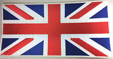 Extra Extra Large Union Jack Embroidered Patch 295mm x 150mm
