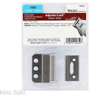 Wahl 3-Hole Adjusto Lock Blade for Senior 8500 Designer 8355 Clippers NEW (1005)