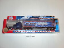 NFL 2006 NY Giants 1:80 scale DieCast Collectible Peterbuilt Tractor-Trailer