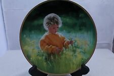A Time for Peace - Knowles - Collectors Plate- March of Dimes 50th Anniversary