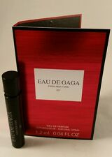 Lady Gaga Eau de Gaga 1.2ml EDP sample spray x 1