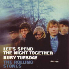 ☆ CD Single The ROLLING STONES Let's spend the night together 2-track  NEW  ☆