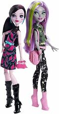 Welcome to Monster High Moanica D'Kay & Draculaura Monstrous Rivals 2 Pack Dolls