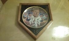 Home Plate Frame Plaque For Sports Impressions Plates